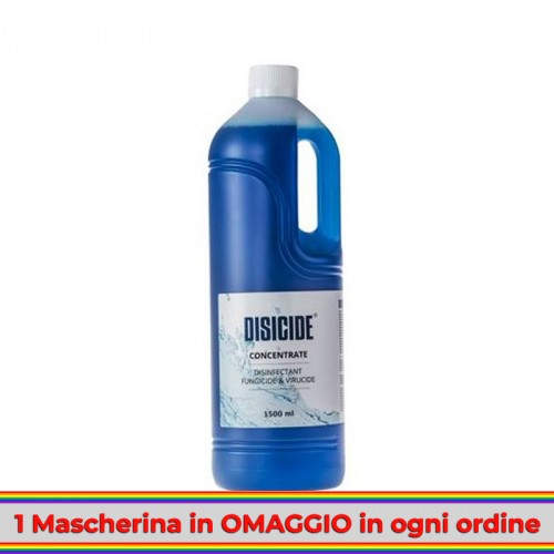 Disicide - Liquido Concentrato Disinfettante 1500ml