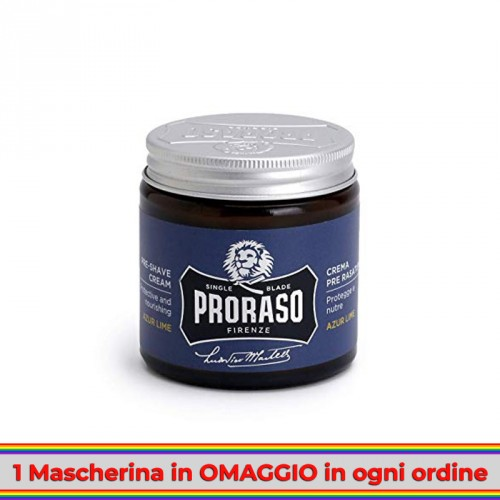 Proraso - Pre-shave Cream Azur Lime 100ml