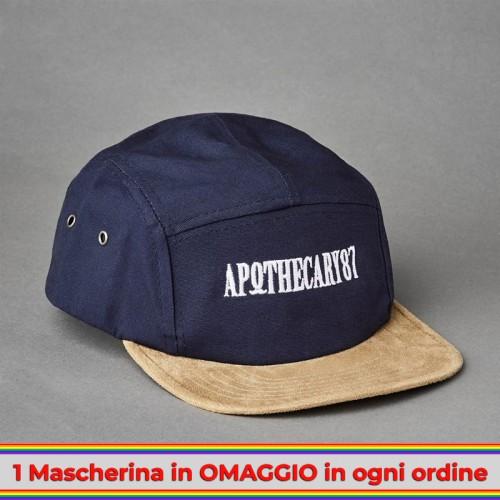 Apothecary87 - Cappellino Panel Cap