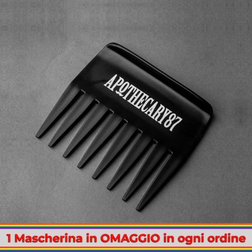 Apothecary87 - Pettine Pompadour Streaker Comb