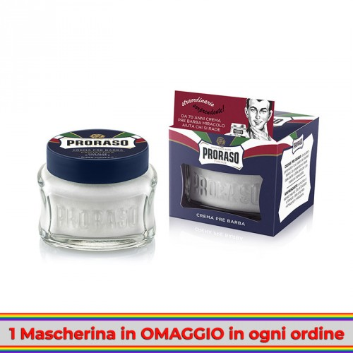 Proraso - Crema Prebarba Protettiva 100ml