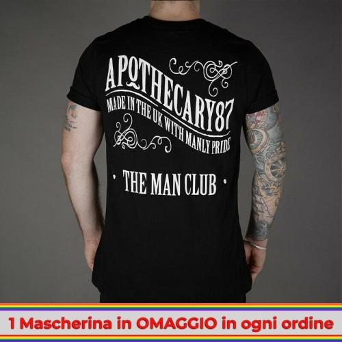 maglietta-da-barbiere-apothecary-87-nera-maglia-t-shirt