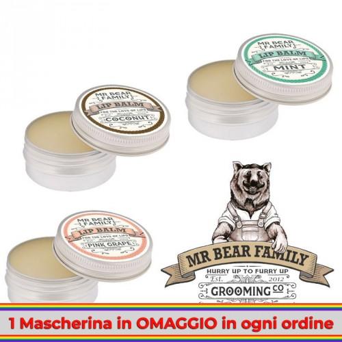 Mr Bear Family - Balsamo Labbra
