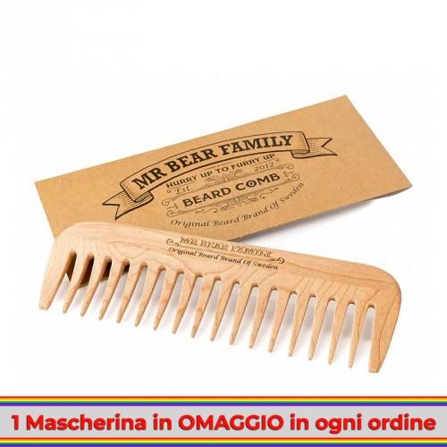 Mr Bear Family - Pettine da Barba