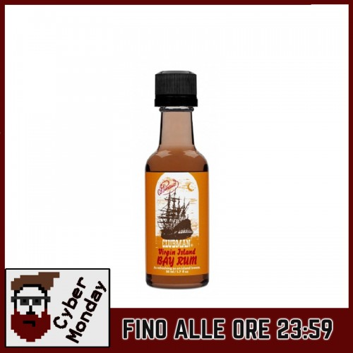 Clubman Pinaud - Virgin Island Bay Rum Travel Size