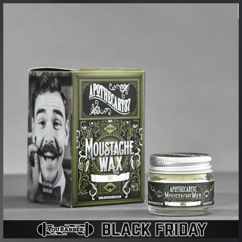 Apothecary 87 - 1893 Moustache Wax 15ml
