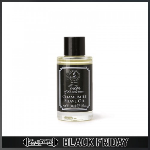 Taylor of Old Bond Street - Chamomile Shave Oil 30ml