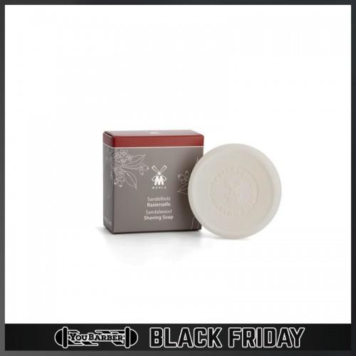 Muhle - Shaving Soap Sandalwood 65g