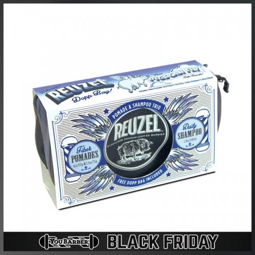 Reuzel - Set Pigs Fiber Dopp Bag