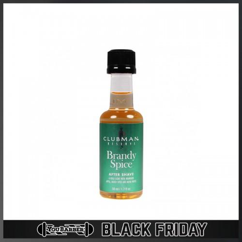 Clubman Pinaud - Brandy Spice Travel Size