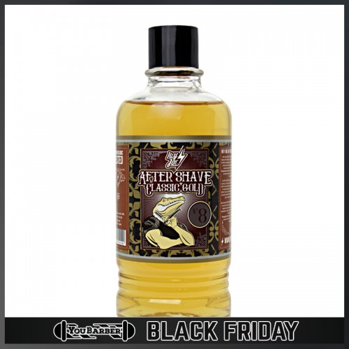 Hey Joe! - After Shave N.8 Classic Gold 400ml