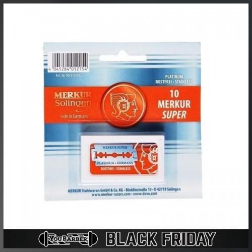 Merkur - Super Platinum 10 Lame