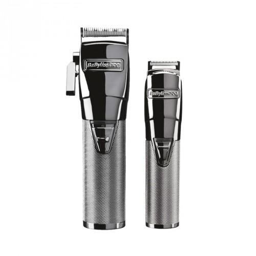 Babyliss Pro - FX8705E GunsteelFx Duo Kit (Trimmer + Clipper)