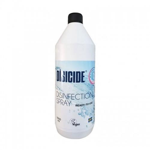 Disicide - Ricarica per Spray Disinfettante Pronto all'uso 1000ml