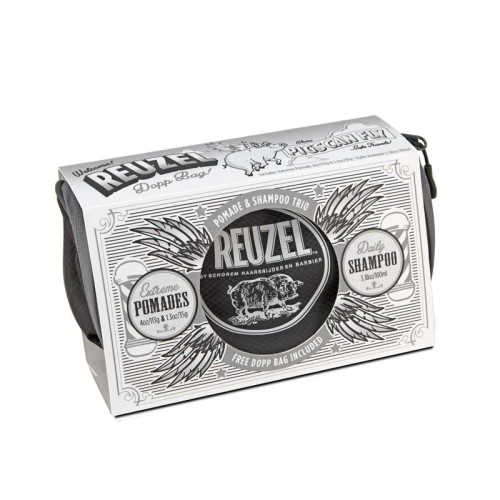 Reuzel - Set Pigs Extreme Dopp Bag