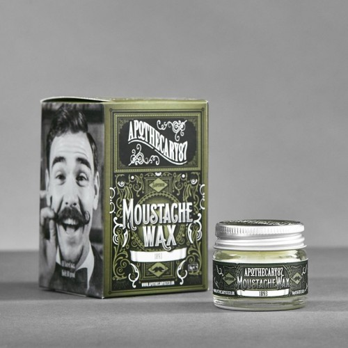 Apothecary 87 - 1893 Moustache Wax 15ml