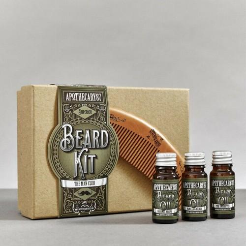 apothecary-87-kit-da-barba-olio-e-pettine-professionale