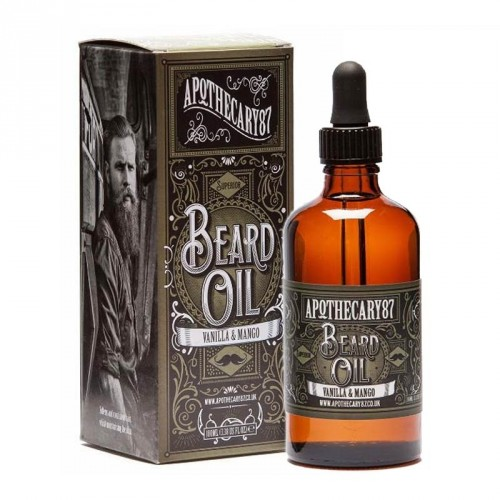 Apothecary87 - Beard Oil Vanilla & Mango 100ml