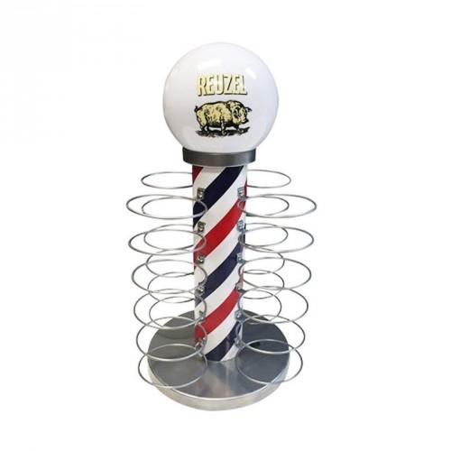 barber-pole-display-reuzel-vuoto-senza-cere-luminoso