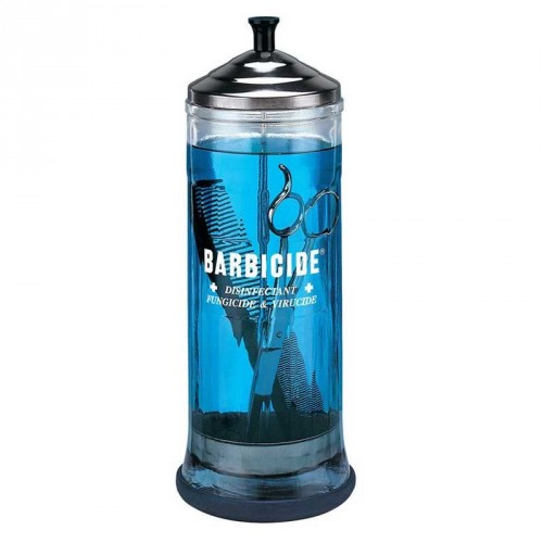 Barbicide - Vaso in Vetro 1100 ML