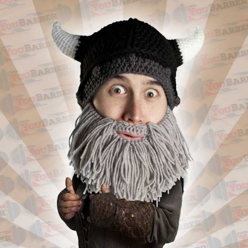 Beard Head - Barbarian Looter - Elmo da Vichingo