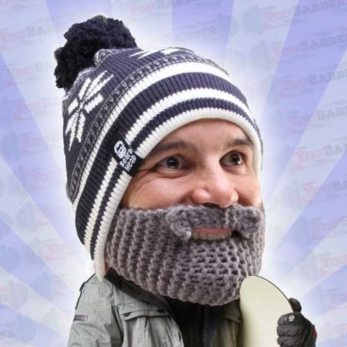 Beard Head - Stubble Bumper - Berretto con Barba