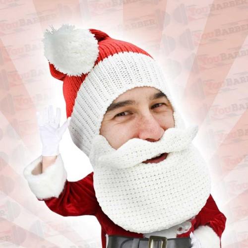 Beard Head - Classic Santa - Berretto Natalizio