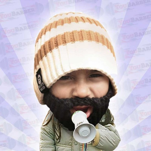 Beard Head - Kid Scruggler - Berretto Bimbo
