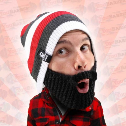 Beard Head - Stubble Cruiser - Berretto con Barba
