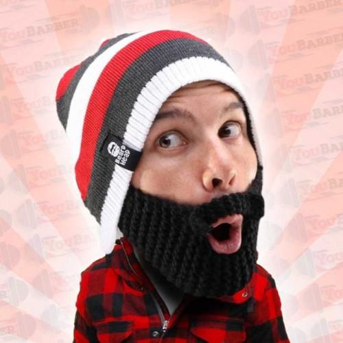 Beard Head - Stubble Cruiser - Berretto con Barba