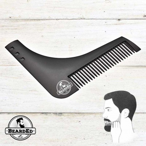 Bearded - Pettine da barba Style & Shape