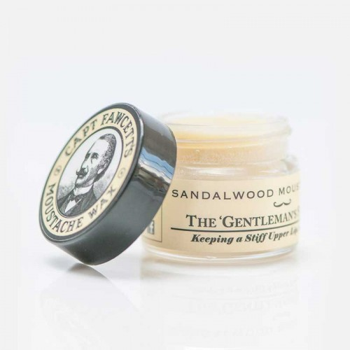 Capt Fawcett - Sandalwood Moustache Wax