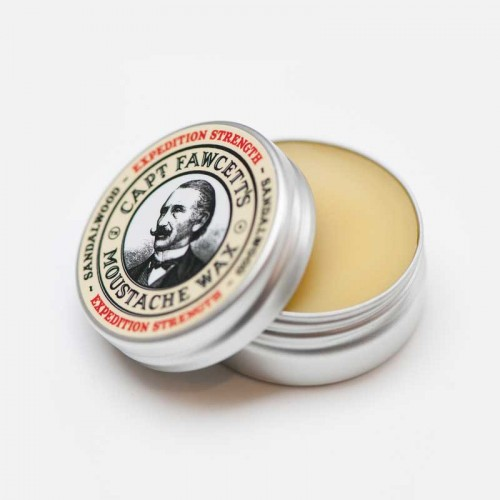 Capt Fawcett - Expedition Strength Moustache Wax