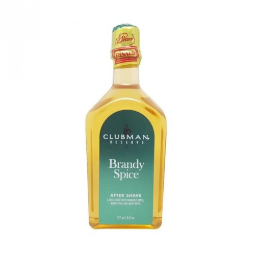 clubman-pinaud-special-reserve-brandy-spice-dopo-barba
