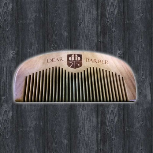 Dear Barber - Beard Comb