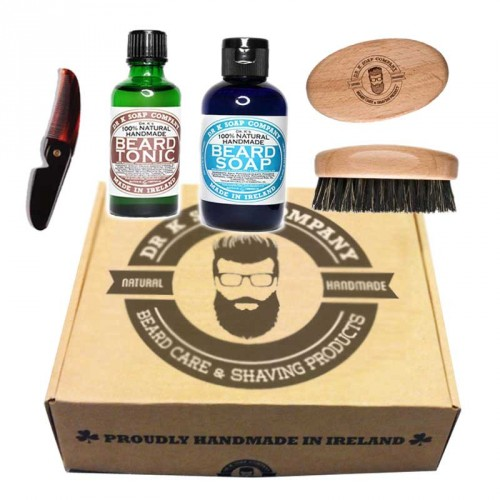 Dr K Soap - Dandy Style KIT