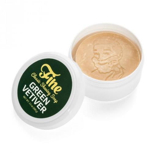 fine-shaving-soap-green-vetiver-sapone-barba