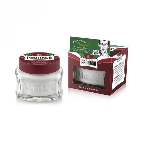 Proraso - Crema Prebarba Barbe Dure 100ml