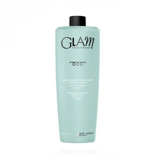 Dott. Solari - Glam Shampoo Disciplinante Capelli Ricci 1000ml