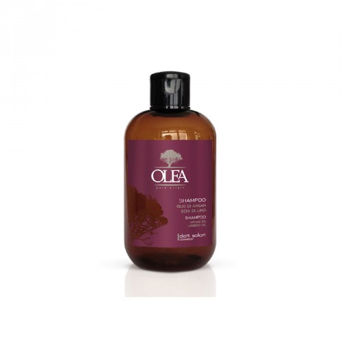 Dott. Solari - Olea Shampoo Lino e Argan 250ml