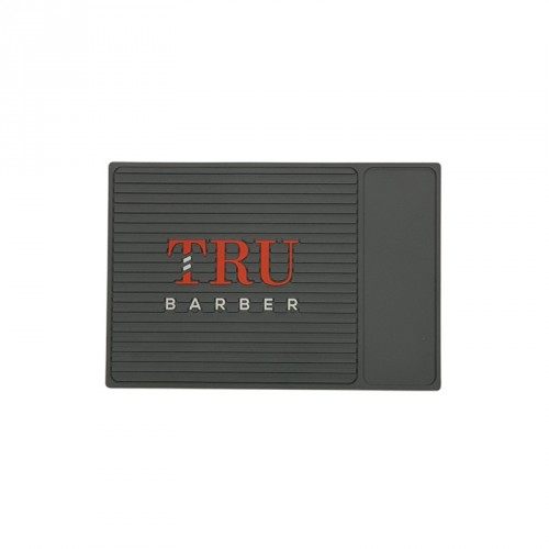 TruBarber - Tappetino Barber Mat Organizer Grey SMALL