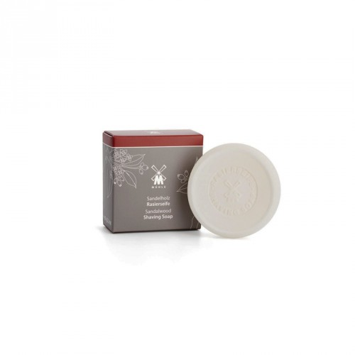 Muhle - Shaving Soap Sandalwood 65g