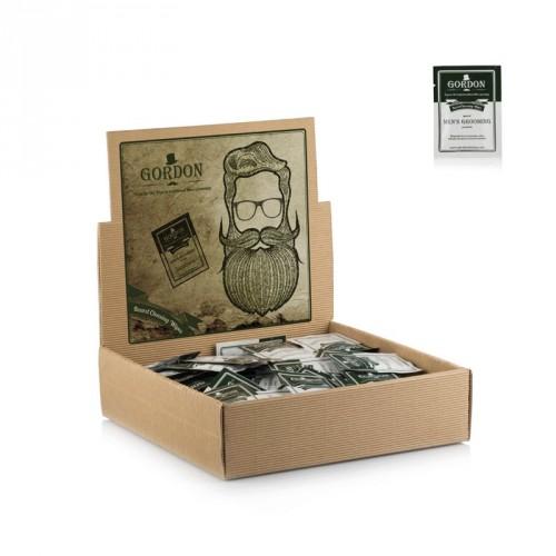 Gordon - Salviette Detergenti da Barba Monouso 100pz