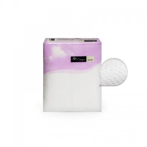 Air Clean - 50 Salviette Monouso da Barba Carta a Secco (30x40cm)
