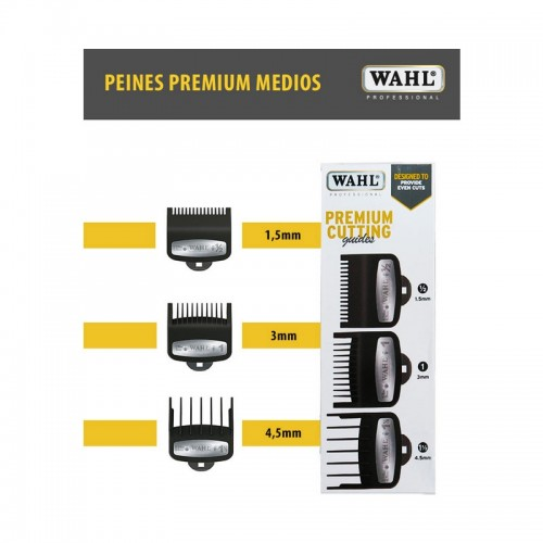Wahl - Set 3 Rialzi Premium Cutting Guides