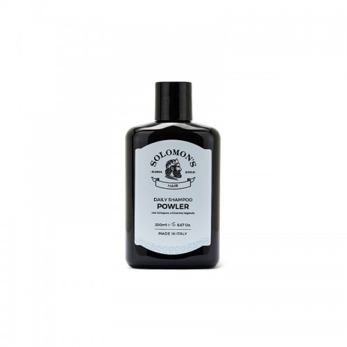 Solomon s Beard - Daily Shampoo Powler 200 ml