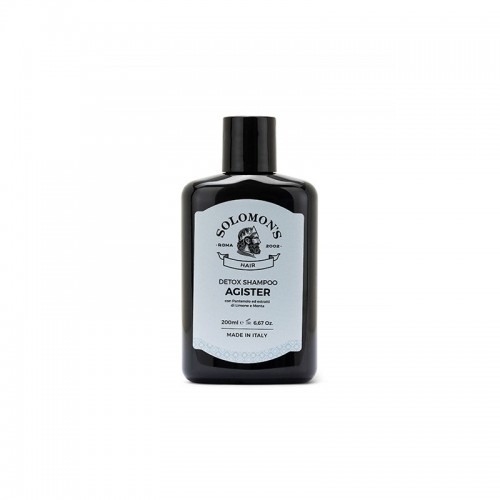 Solomon s Beard - Shampoo Detox Agister 200 ml