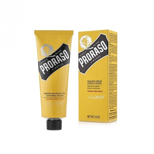Proraso - Crema Rasatura Wood And Spice 100ml