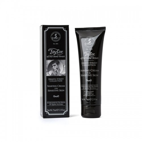 Taylor of Old Bond Street - Jermyn Street Shaving Cream Sensitive Skin 75ml