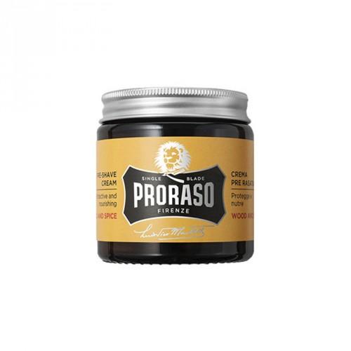Proraso - Pre-shave Cream Wood And Spice 100ml